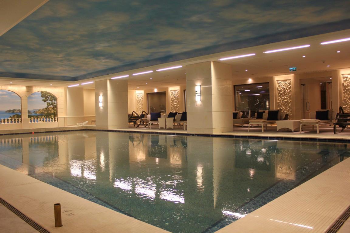 Türkiye'nin ilk 7 yıldızlı oteli açıldı!-43