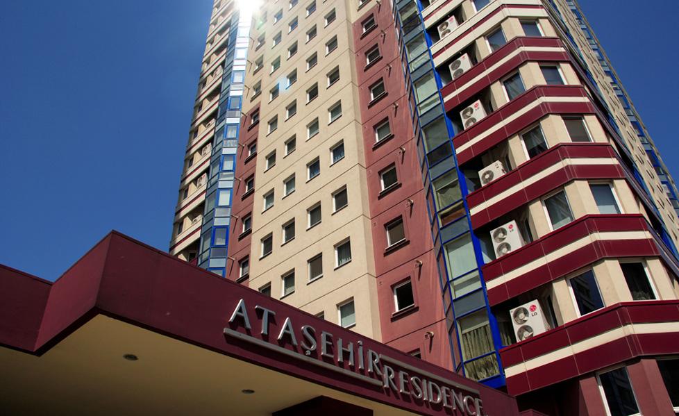 Ataşehir Residence-2