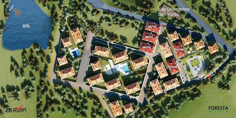 Foresta Sarıyer Evleri-3