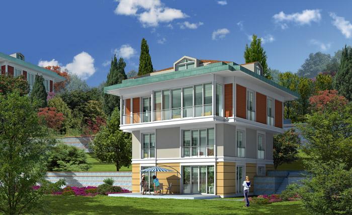 Sarıyer Park Evleri-10