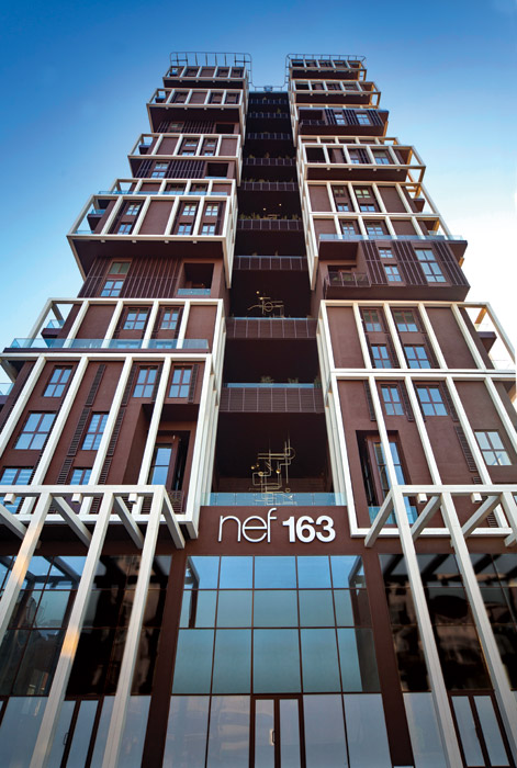 Nef Flats Levent 163 örnek görseller-7