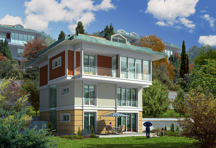 Sarıyer Park Evleri-11