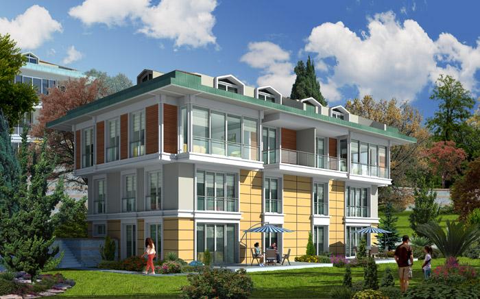 Sarıyer Park Evleri-7