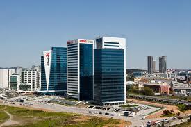 Akkom Ofis Park 90 bin metrekare inşaat alanına sahip-2