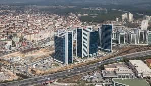 Akkom Ofis Park 90 bin metrekare inşaat alanına sahip-3