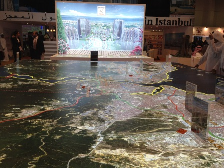 Dubai Cityscape Fuarı'na hangi firmalar katılıyor-109