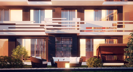 Kurtköy WRoof Residence-3