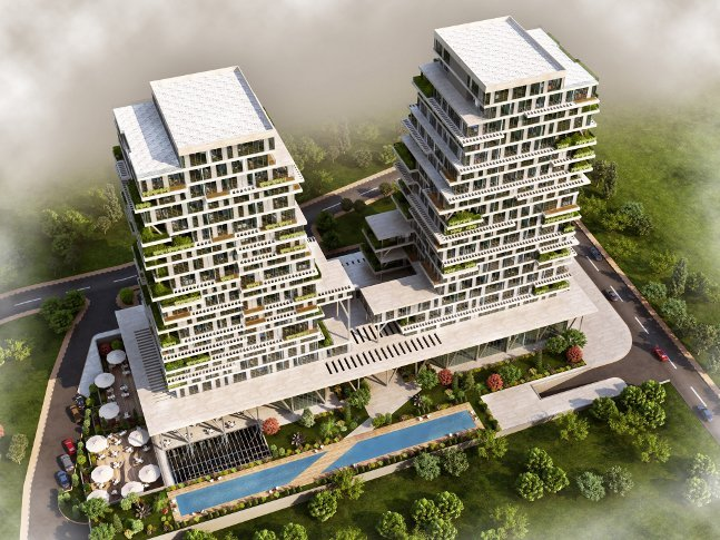 The İstanbul Residence-1