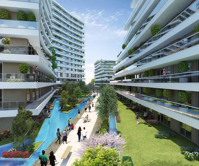 Dumankaya Modern Vadi 1.498 adet daireden oluşuyor-5