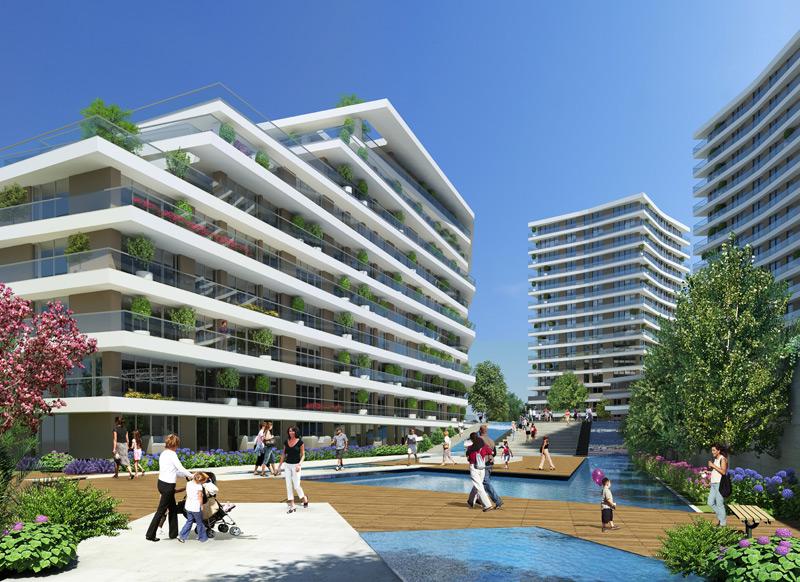 Dumankaya Modern Vadi 1.498 adet daireden oluşuyor-15
