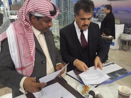 2013 Emlak Fuar'da Arap yatırımcılar hangi projeye ilgi gösterdi?-3