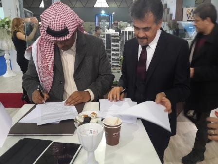2013 Emlak Fuar'da Arap yatırımcılar hangi projeye ilgi gösterdi?-1