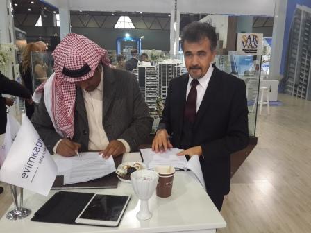 2013 Emlak Fuar'da Arap yatırımcılar hangi projeye ilgi gösterdi?-2