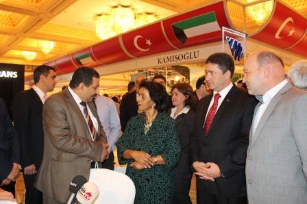 Türk inşaat sektüründen Kuveyt'e çıkarma-15