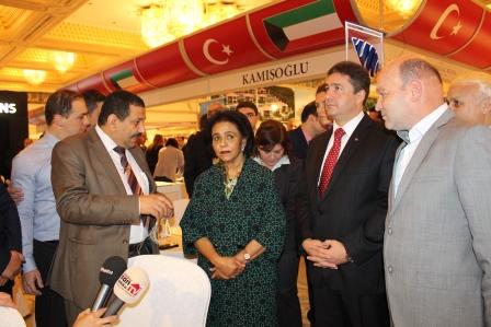 Türk inşaat sektüründen Kuveyt'e çıkarma-16