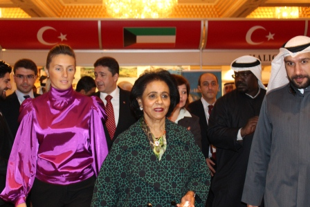 Türk inşaat sektüründen Kuveyt'e çıkarma-33