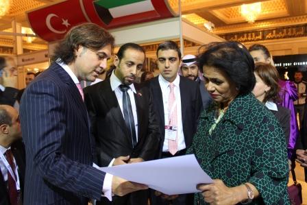 Türk inşaat sektüründen Kuveyt'e çıkarma-28
