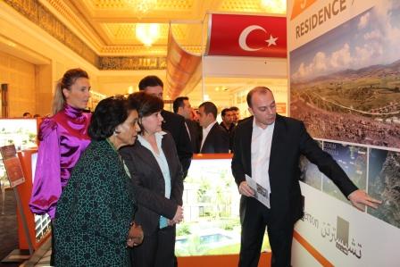 Türk inşaat sektüründen Kuveyt'e çıkarma-6
