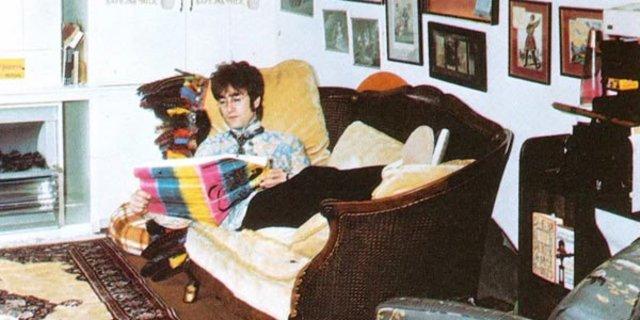 Dünyaca ünlü rock sanatçısı John Lennon'ın villası satılıyor-5
