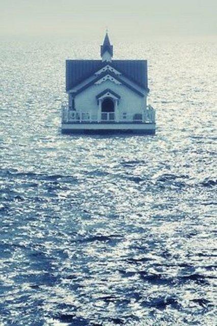 Denizin ortasında lüks yaşam-17