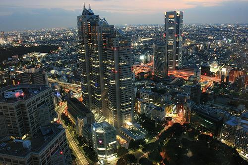 Dünya'da tanınmış ilk on metropol şehir-10