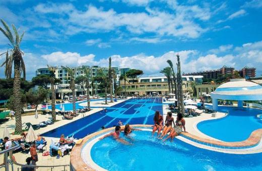 Türkiye'nin 2013 yılının en iyi otelleri sıralaması-41