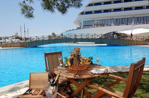 Türkiye'nin 2013 yılının en iyi otelleri sıralaması-17