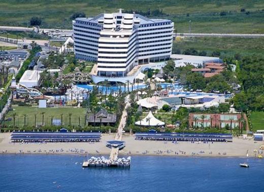 Türkiye'nin 2013 yılının en iyi otelleri sıralaması-16