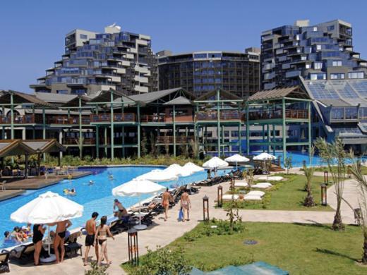 Türkiye'nin 2013 yılının en iyi otelleri sıralaması-21