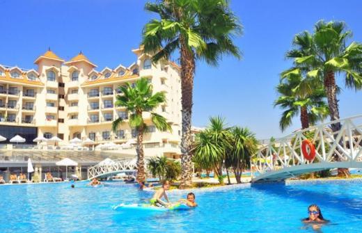 Türkiye'nin 2013 yılının en iyi otelleri sıralaması-37