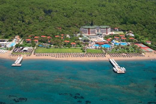 Türkiye'nin 2013 yılının en iyi otelleri sıralaması-14