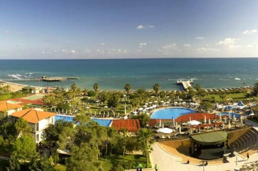 Türkiye'nin 2013 yılının en iyi otelleri sıralaması-15