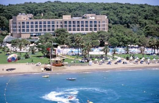 Türkiye'nin 2013 yılının en iyi otelleri sıralaması-6