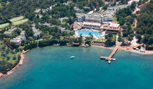 Türkiye'nin 2013 yılının en iyi otelleri sıralaması-2