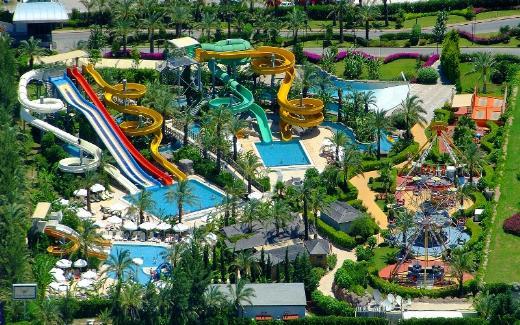 Türkiye'nin 2013 yılının en iyi otelleri sıralaması-12