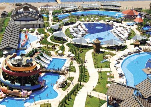 Türkiye'nin 2013 yılının en iyi otelleri sıralaması-22