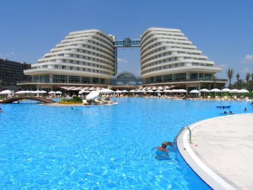 Türkiye'nin 2013 yılının en iyi otelleri sıralaması-26