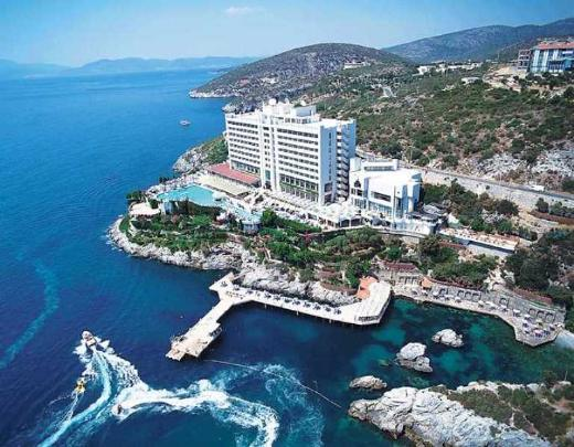 Türkiye'nin 2013 yılının en iyi otelleri sıralaması-11