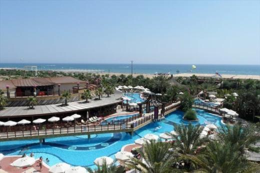 Türkiye'nin 2013 yılının en iyi otelleri sıralaması-5