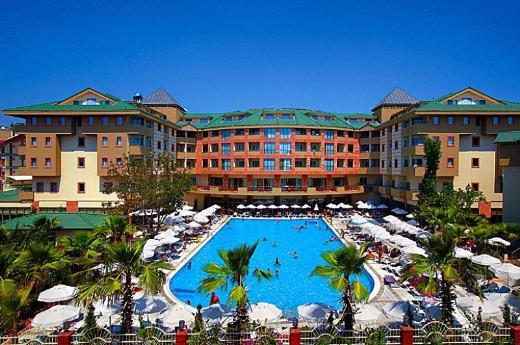 Türkiye'nin 2013 yılının en iyi otelleri sıralaması-20