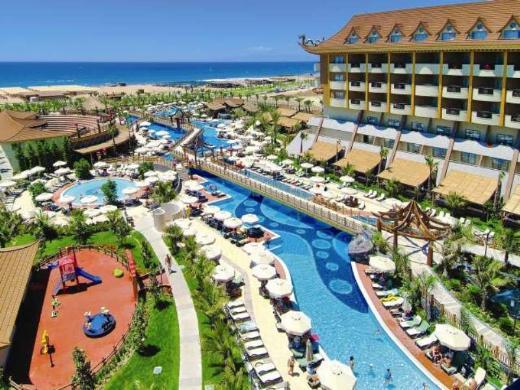 Türkiye'nin 2013 yılının en iyi otelleri sıralaması-3