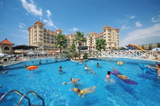 Türkiye'nin 2013 yılının en iyi otelleri sıralaması-36