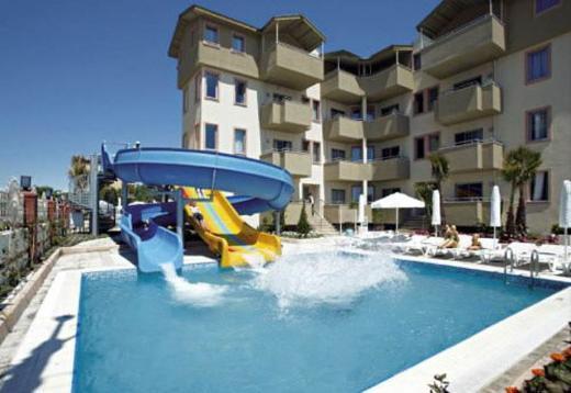 Türkiye'nin 2013 yılının en iyi otelleri sıralaması-24