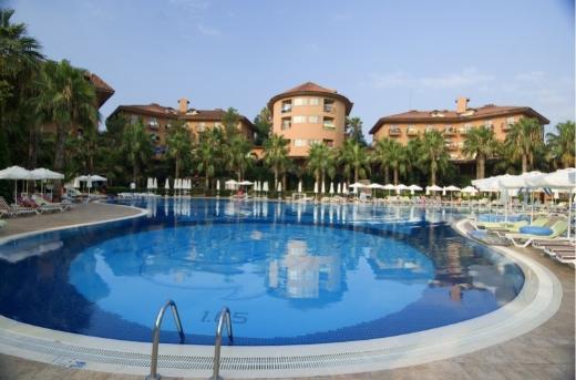 Türkiye'nin 2013 yılının en iyi otelleri sıralaması-31