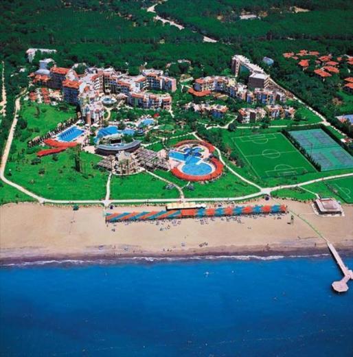 Türkiye'nin 2013 yılının en iyi otelleri sıralaması-32