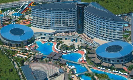 Türkiye'nin 2013 yılının en iyi otelleri sıralaması-8