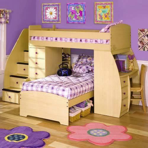Çocuk odası tasarımları sizler için derledik-12