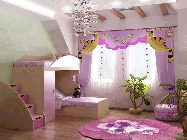 Çocuk odası tasarımları sizler için derledik-13