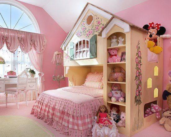 Çocuk odası tasarımları sizler için derledik-11
