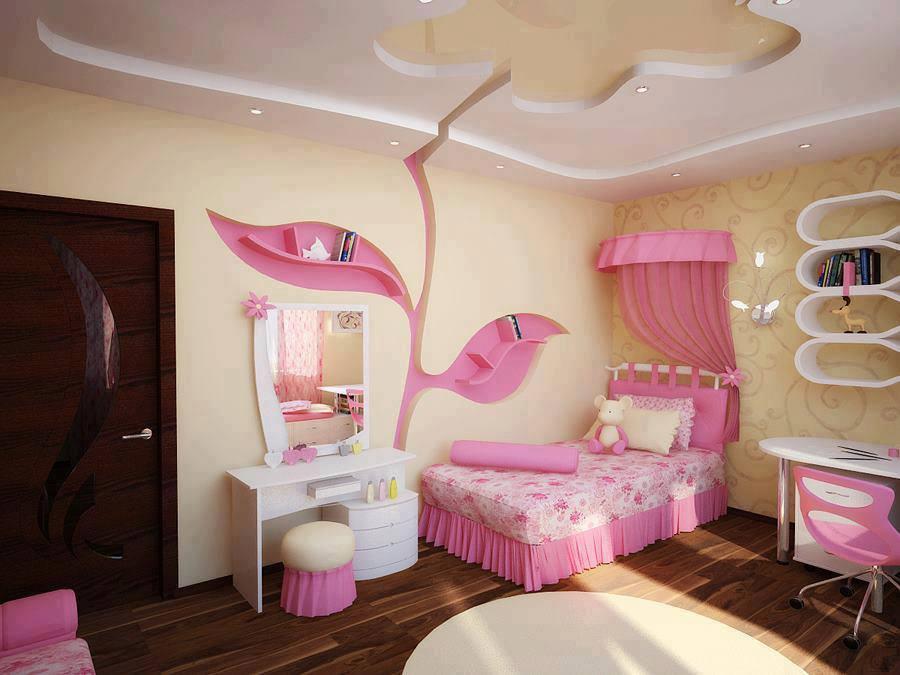 Çocuk odası tasarımları sizler için derledik-8